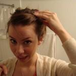 Barvení vlasů henou