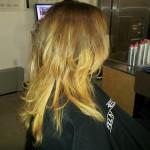 Ombré hair různými způsoby