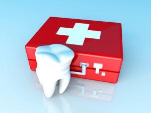 Krabička zubní záchrany