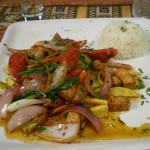Peruánská kuchyně