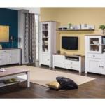 Vybíráme novou obývací stěnu. Jakou barvu by měla mít?