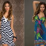 Letní šaty k moři 2014 – oslnivé modely za nízké ceny